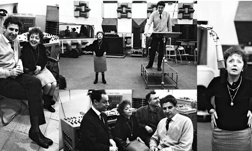 Beatles, Edith Piaf, Shirley Bassey, Joan Baez διασκευάζουν και τραγουδούν Μίκη Θεοδωράκη