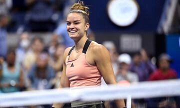 US Open: Τα ξημερώματα της Πέμπτης (9/9) ο αγώνας της Σάκκαρη με την Πλίσκοβα