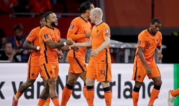Προκριματικά Μουντιάλ: Η Γαλλία επέστρεψε στις νίκες, «σκόρπισε» την Τουρκία η Ολλανδία (highlights)