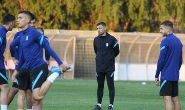 Εθνική Ελπίδων - Σίμος: «Θέλαμε τη νίκη αλλά και η ισοπαλία είναι θετικό αποτέλεσμα»