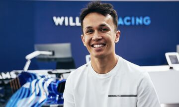Williams: Ο Άλμπον πήρε την θέση του Ράσελ