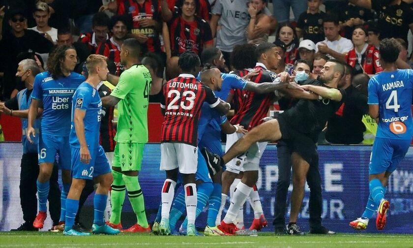 Νις - Μαρσέιγ: Επανάληψη του αγώνα αποφάσισε η Ligue 1!