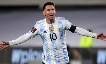 CONMEBOL: Χατ τρικ ο Μέσι - Νίκες για Αργεντινή, Βραζιλία, Ουρουγουάη, Κολομβία