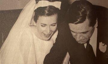 Καρέζη: Στο γάμο της με τον Χατζηφωτίου δεν πήγε ο πατέρας της - Το γαμήλιο ταξίδι στο Παρίσι