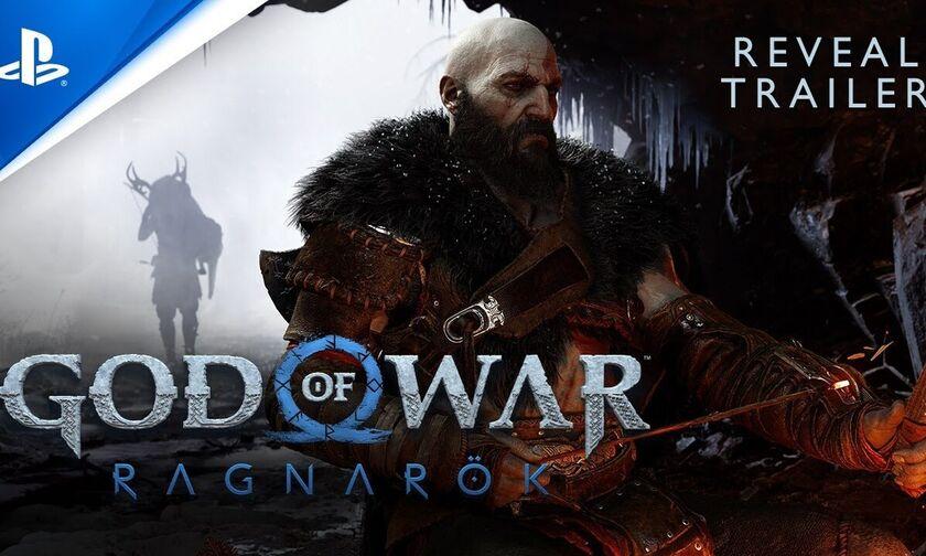 God of War Ragnarok: Το εντυπωσιακό πρώτο gameplay trailer (vid)