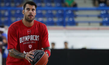 Ολυμπιακός: Χωρίς Πρίντεζη στην Κύπρο
