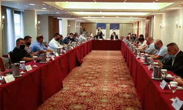 Super League 2: Νέοι αντιπρόεδροι οι Σταμούλης και Μπίκας