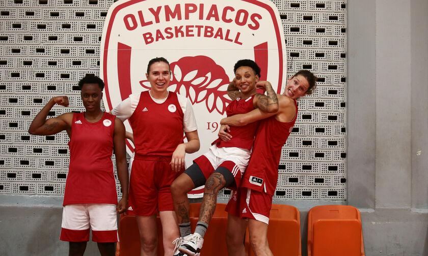 Οι νέες ξένες του Ολυμπιακού για τις πρώτες εντυπώσεις τους (pic)