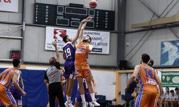 Κύπελλο Ελλάδας μπάσκετ: Ο Αμύντας απέκλεισε και τον Κόροιβο