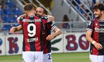 Serie A: «Λύγισε» τη Βερόνα η Μπολόνια (1-0)