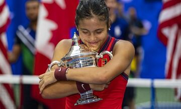 US Open: Τα μυθικά ρεκόρ της Ραντουκάνου!