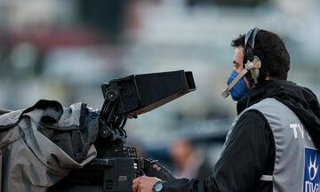 Τηλεόραση: Οι αθλητικές μεταδόσεις της Κυριακής (12/9)