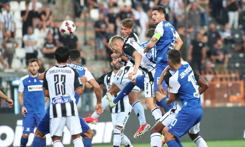 ΠΑΟΚ - ΠΑΣ Γιάννινα 0-1: Γκολ και φάσεις από τον αγώνα (vids)