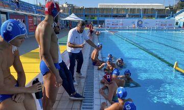 Τουρκία – Ελλάδα 5-16: Δύο στα δύο στο Ευρωπαϊκό οι Έφηβοι