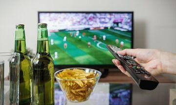 Τηλεθέαση: Μάχη ανάμεσα σε «Super Μπάλα Live», «Total Football», «Αθλητική Κυριακή»