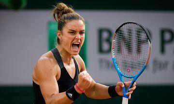 Τένις: Νούμερο 13 στον κόσμο και επισήμως η Σάκκαρη!