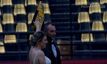 Άρης - ΟΦΗ: Γάμος και μετά... «Κλ. Βικελίδης» (vid)