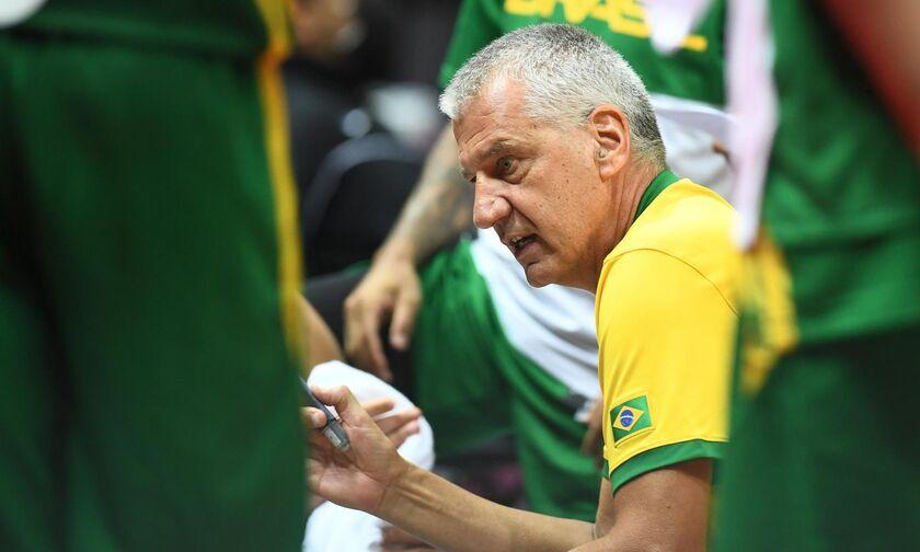 Βραζιλία: Τέλος ο Πέτροβιτς