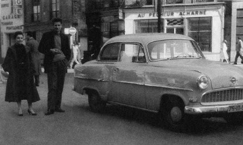 Θεοδωράκης: Ο «Επιτάφιος» μελοποιήθηκε μέσα σ' ένα πράσινο Opel στο Παρίσι