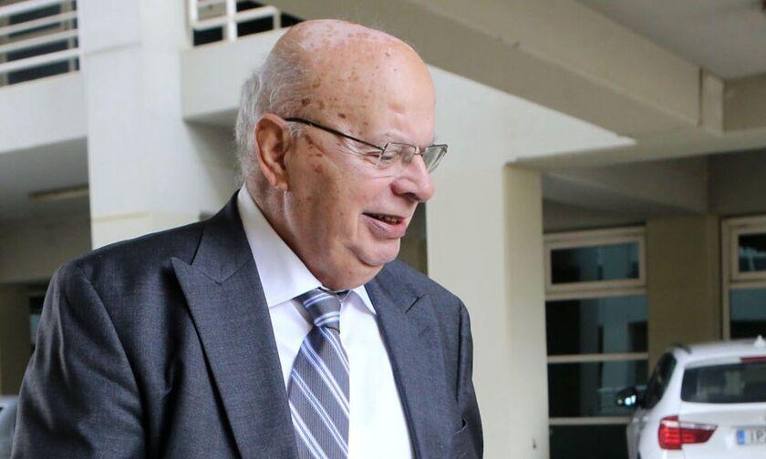 ΕΟΚ: Συναντήθηκαν Βασιλακόπουλος και Λιόλιος στα γραφεία της Ομοσπονδίας