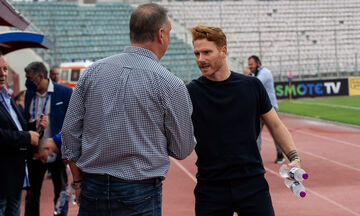 Αμπασκάλ: Έγραψε ιστορία ο προπονητής του Βόλου