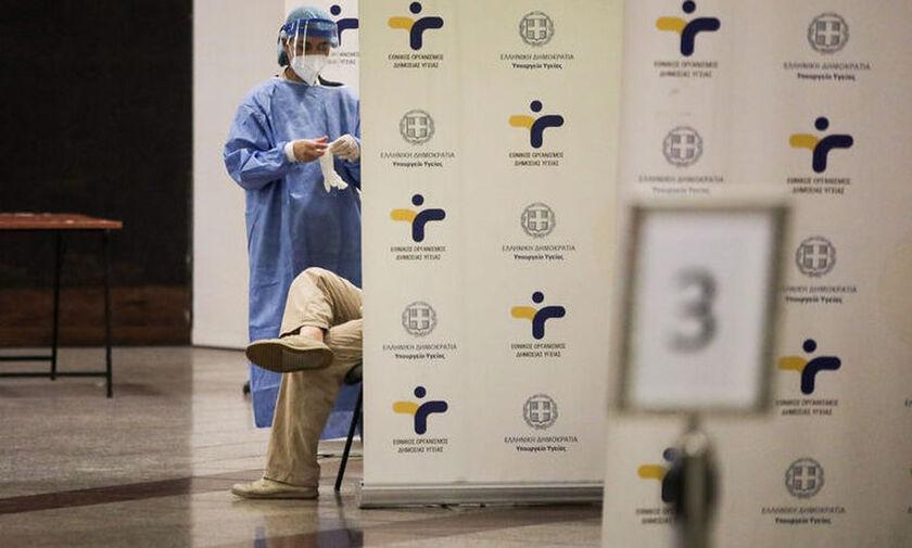 Κορονοϊός (14/9): Στα 2.919 τα νέα κρούσματα - 369 διασωληνωμένοι, 31 νεκροί