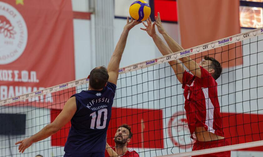 Ολυμπιακός - Κηφισιά 2-2: Ισόπαλο το πρώτο φιλικό