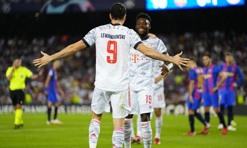Champions League: Νίκες για Τσέλσι, Μπάγερν και Γιουβέντους (highlights)