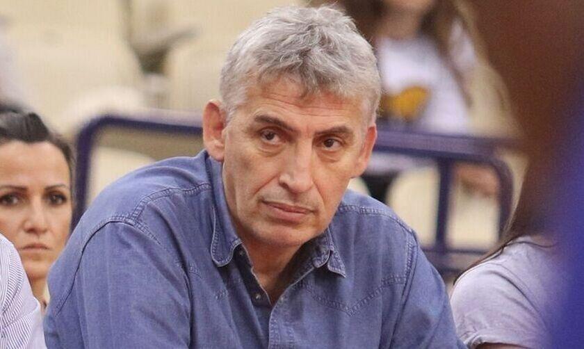 Φασούλας: «Συμμετέχω στο ΔΣ της ΕΟΚ ως απλό μέλος»