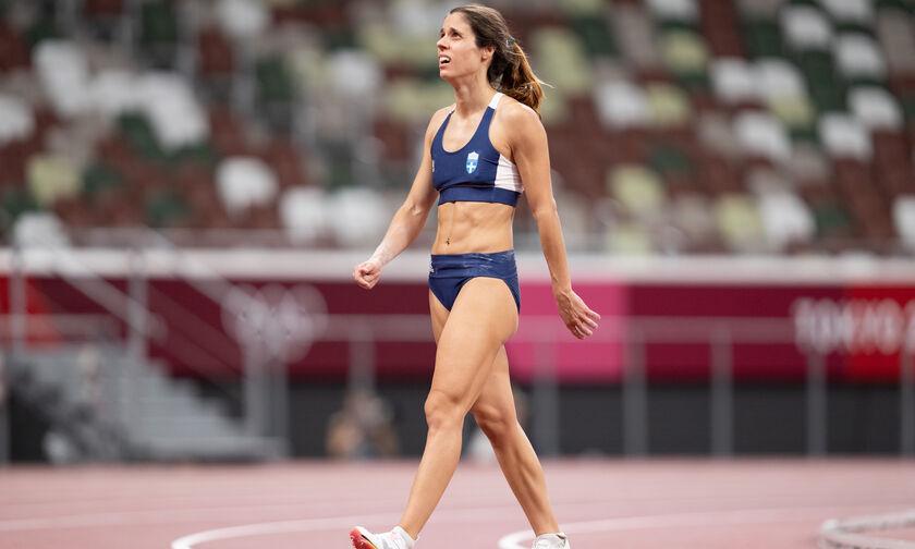 Στεφανίδη: Ολοκλήρωσε τη σεζόν με άλμα στα 4.50 μέτρα