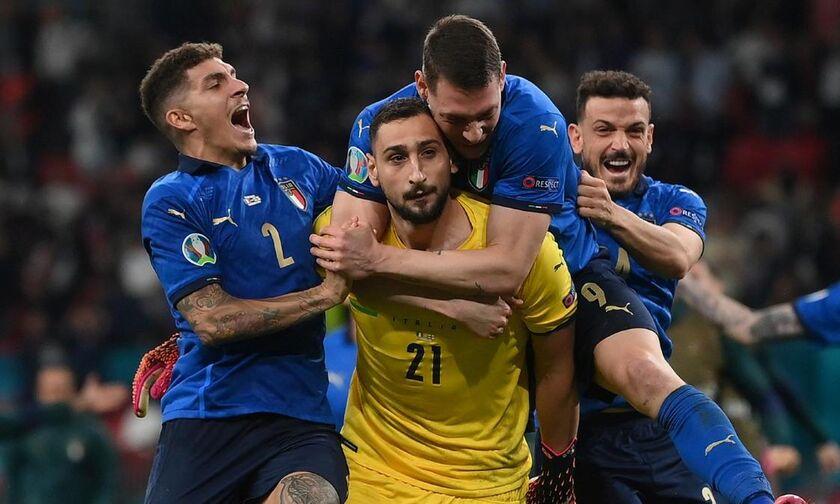 Το τεχνικό report της UEFA για τον τελικό του EURO 2020