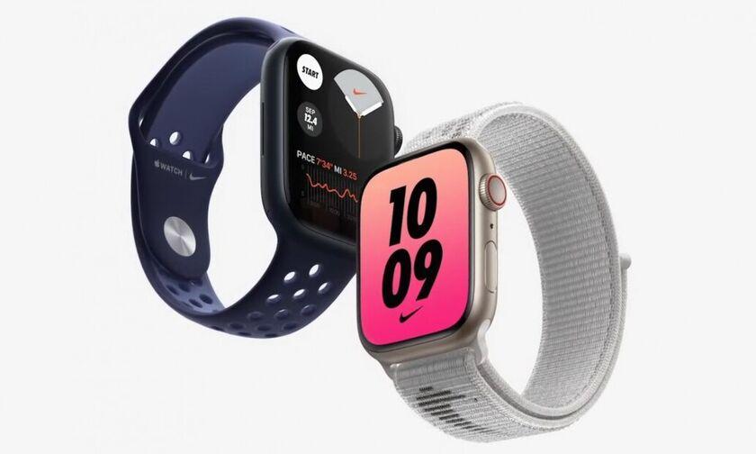 Apple Watch Series 7: Με βελτιώσεις σε οθόνη και κατασκευή