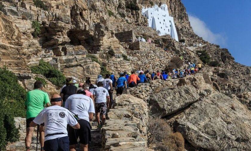 Όλα έτοιμα για το 4o Amorgos Trail Challenge