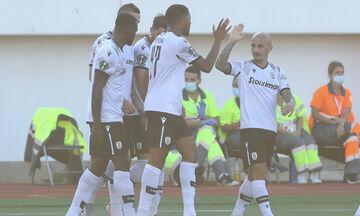 Λίνκολν - ΠΑΟΚ 0-2: Με το δεξί στο Γιβραλτάρ, ο Πασχαλάκης κράτησε το μηδέν (highlights)