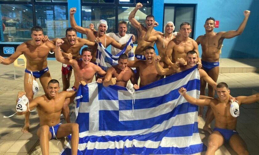 Ελλάδα-Μαυροβούνιο 12-11: Στην τετράδα του ευρωπαϊκού οι Έφηβοι