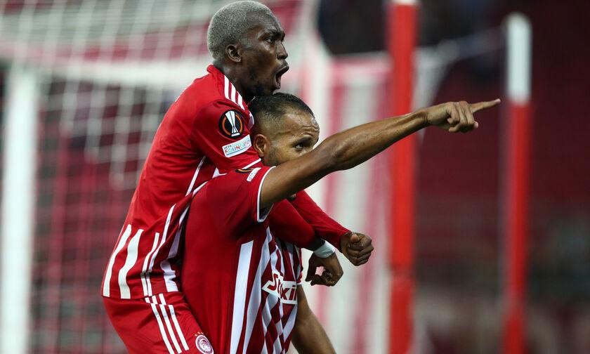Oλυμπιακός-Αντβέρπ 2-1: Γκολ και φάσεις από τον αγώνα