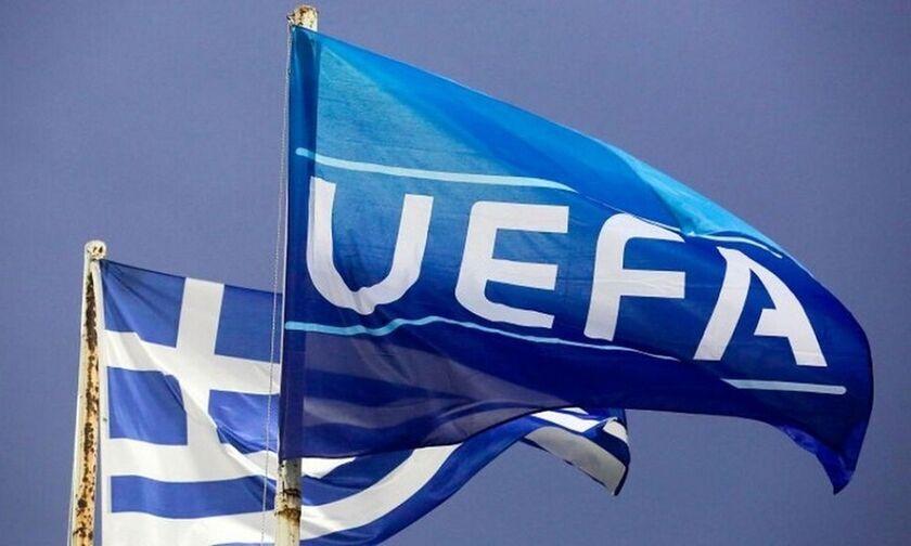 Βαθμολογία UEFA: Ανέβασαν την Ελλάδα Ολυμπιακός και ΠΑΟΚ