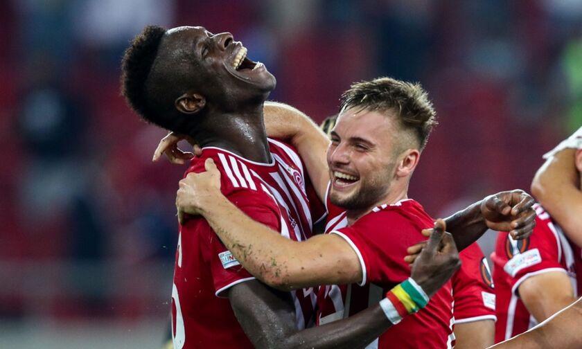 Ρέαμπτσιουκ: «Πρώτο  γκολ στην Ευρώπη» Ίδιο γκολ κατά της Μπενφίκα (vids)