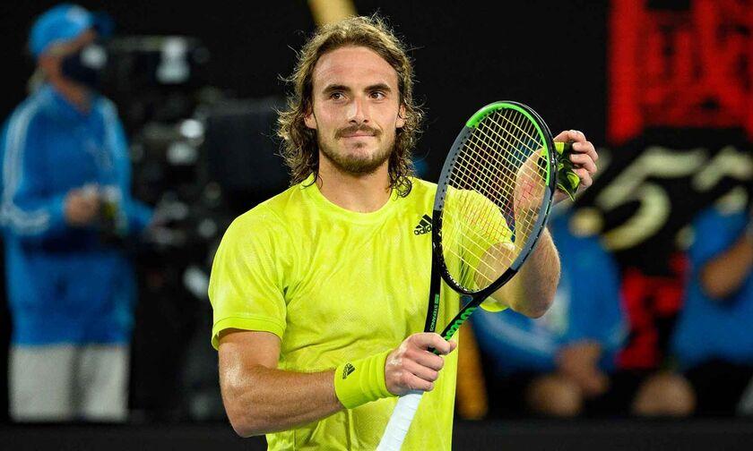 Davis Cup: Νοκ άουτ ο Τσιτσιπάς (vid)