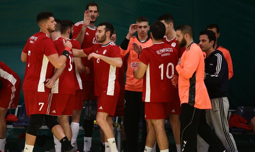 Ολυμπιακός: Η αποστολή για το ματς πρεμιέρας με τον Διομήδη Άργους
