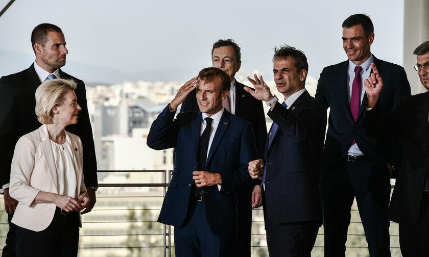 EUMED9: Η Διακήρυξη των Αθηνών για την κλιματική αλλαγή και το περιβάλλον στη Μεσόγειο (vid)