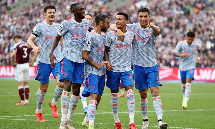 Premier League: Ο Ντε Χέα έσωσε στις καθυστερήσεις την Γιουνάιτεντ (highlights)