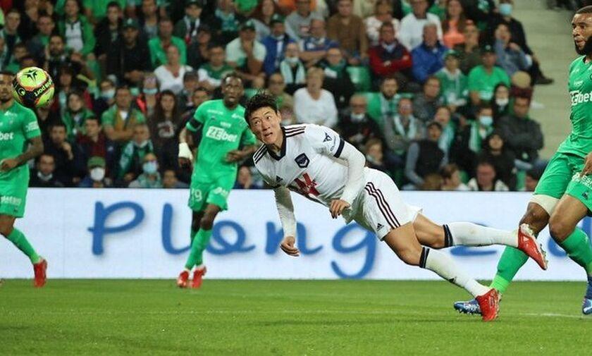 Ligue 1: Σεφτέ η Μπορντό (2-1) με Χουάνγκ Ουί Τζο, η Λανς πήρε το ντέρμπι (1-0)
