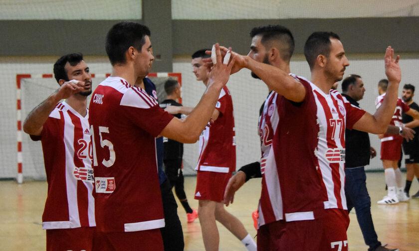 Handball Premier: Πρεμιέρα με το Ολυμπιακός - Διομήδης