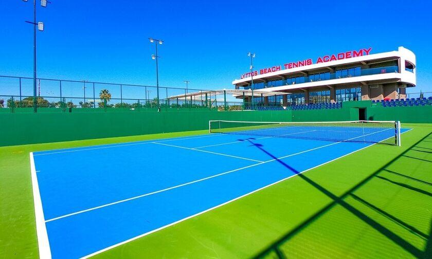 Davis Cup: Ο Μπεράνκις νίκησε 6-1, 6-3 τον Πέτρο Τσιτσιπά, η Λθιουανία έκανε το 1-0