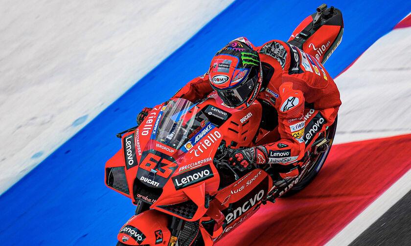 Grand Prix Ιταλίας: Ξανά στον Μπανάια η pole position