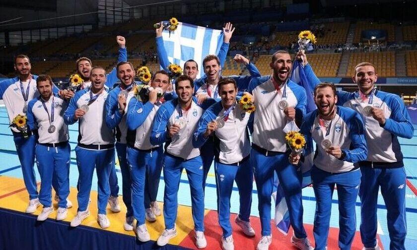 Εθνική ομάδα πόλο ανδρών: Στην κορυφή της παγκόσμιας κατάταξης!