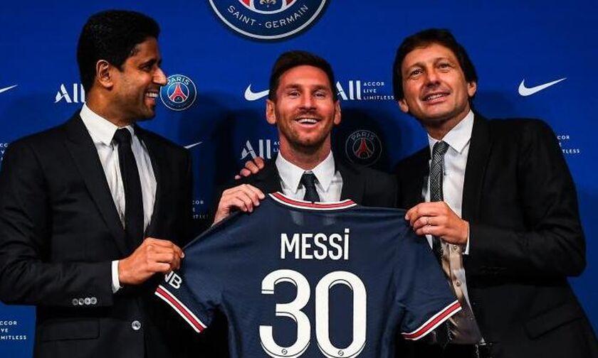 Παρί: Διαψεύδει ο Λεονάρντο το δημοσίευμα της «L' Equipe» για το «χρυσό» συμβόλαιο του Μέσι