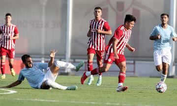 Super League K19: Απώλεια βαθμών για τον Ολυμπιακό κόντρα στον Απόλλωνα Σμύρνης (2-2)