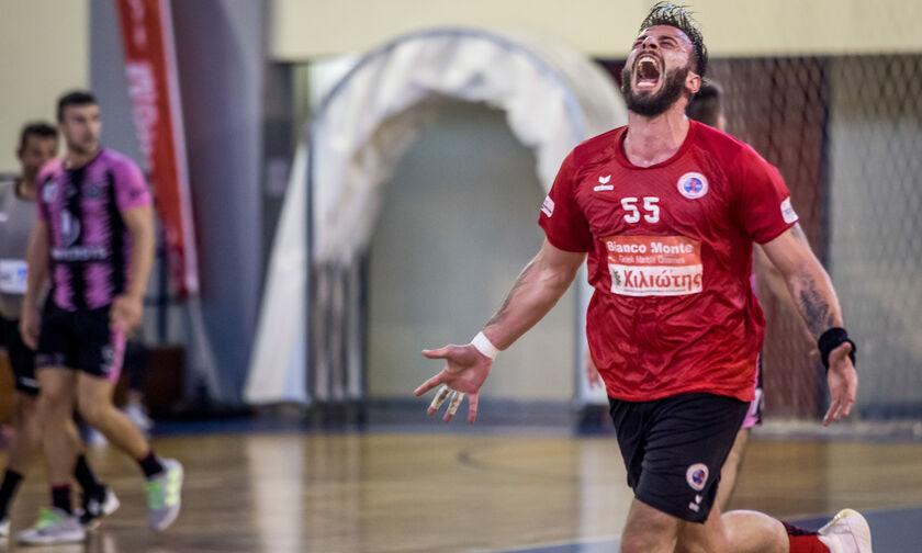 Δράμα - Σλομπόντα 24-17: Σπουδαία πρόκριση στον δεύτερο γύρο του EHF European Cup